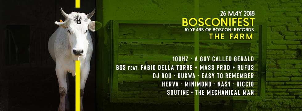 Bosconi Fest 2018 - The Farm