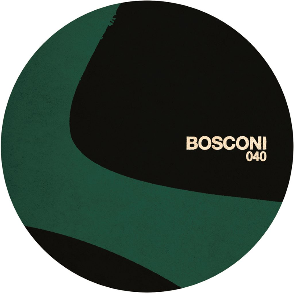 Mass Prod ‎– Ears In My Eyes [Bosco040 - Bosconi Records]