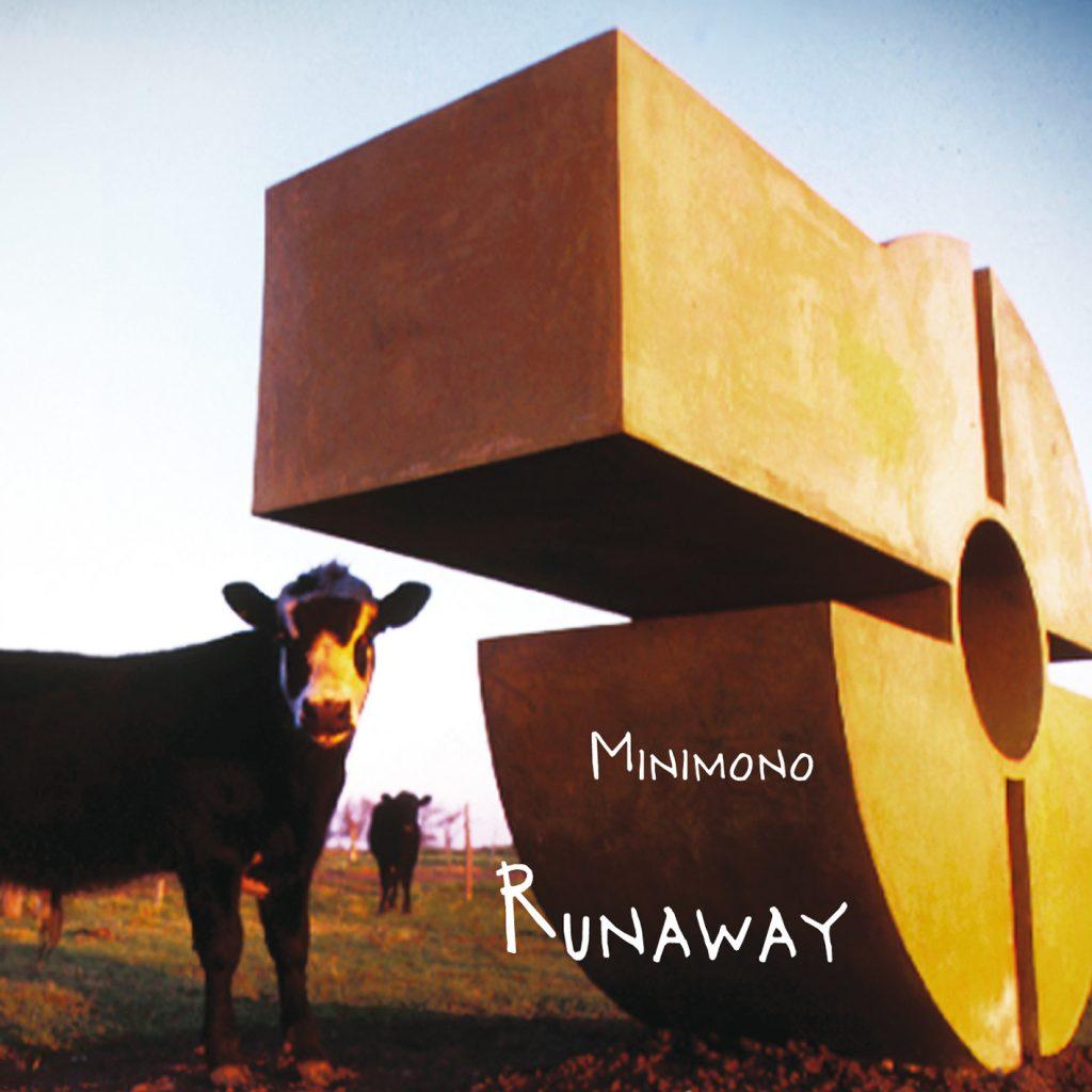 Minimono - RUNAWAY CD
