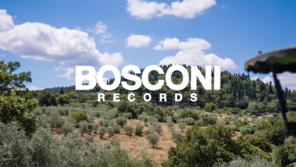 Bosconi records Hill tuscany fabio Della Torre
