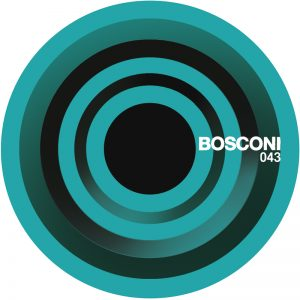 Gareth Oxby pres. 4TH PLANET SIDE STEPPERS - WARNING bosco043